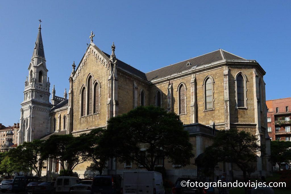 Iglesia de Santo Tomas de Canterbury Aviles