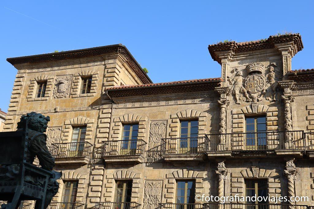 Palacio de Camposagrado Aviles