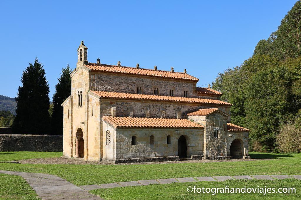 Santa Maria de Valdedios perromanico asturiano