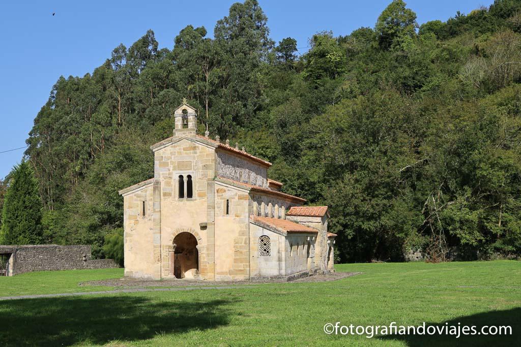 Santa Maria de Valdedios perromanico asturias