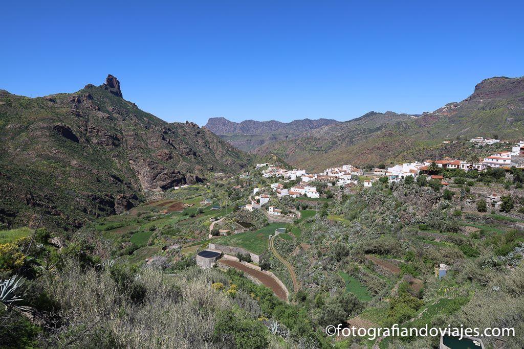 Tejeda que ver en el interior de Gran Canaria