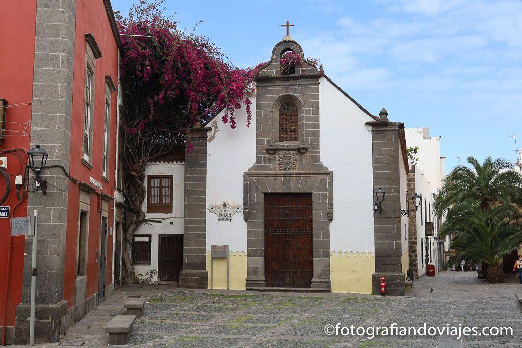 ermita de San Antonio Abad las palmas de gran canaria