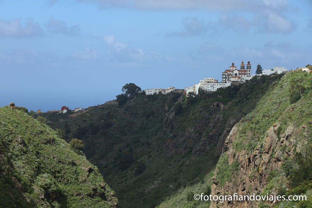 iglesia de Moya en Gran Canaria