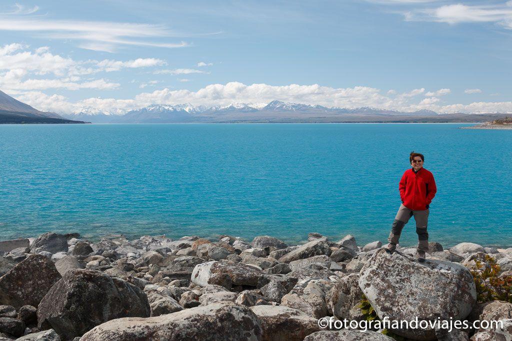 lago pukaki imprescindible isla sur sur nueva zelanda