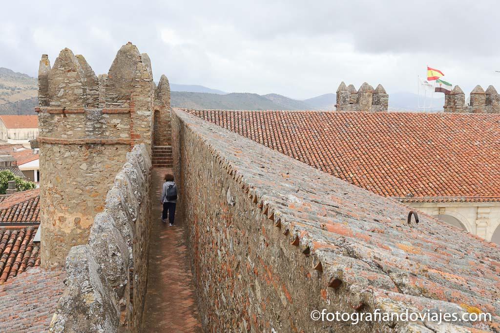 Castillo Palacio de los Duques de Feria en Zafra