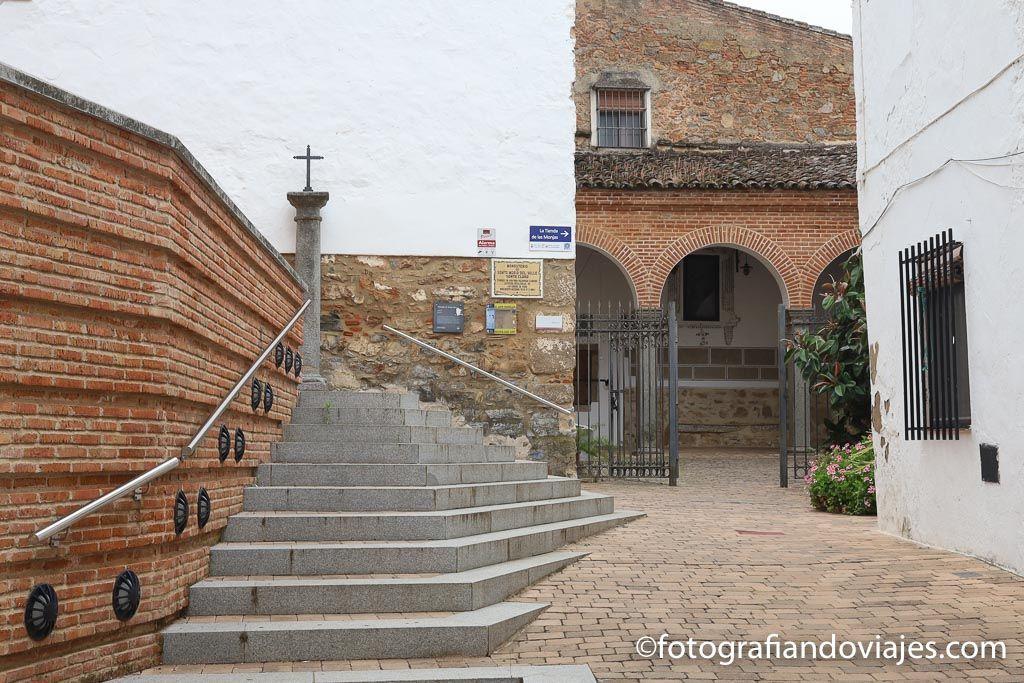 Monasterio Santa marina del valle zafra