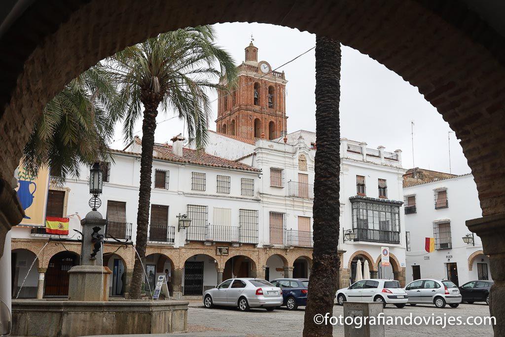 Plaza Grande que ver en Zafra