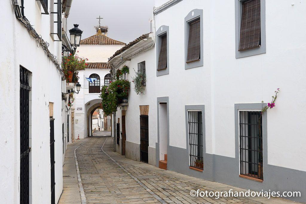 Puerta de Jerez en Zafra