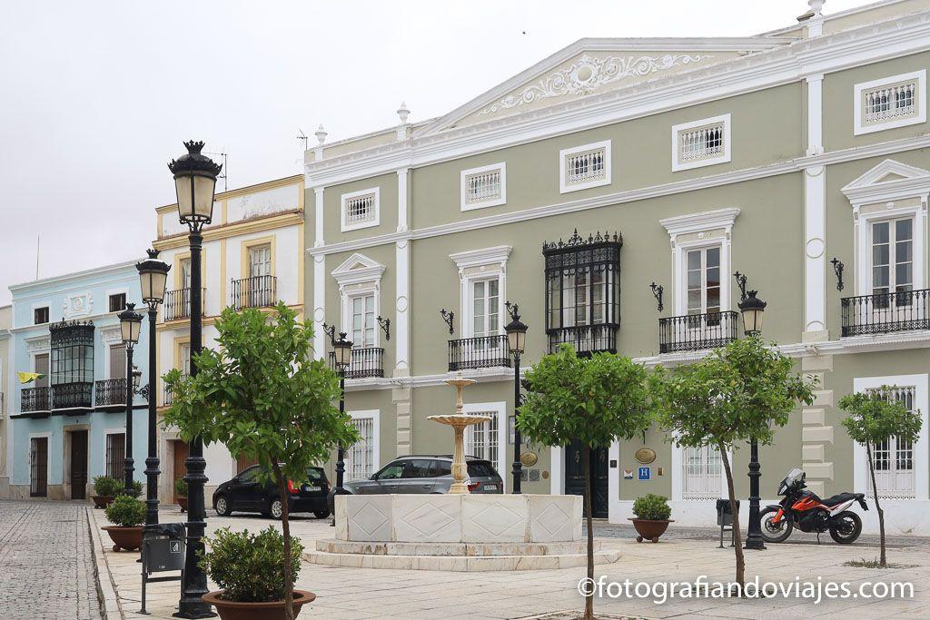 casa palacio del Conde de la Corte
