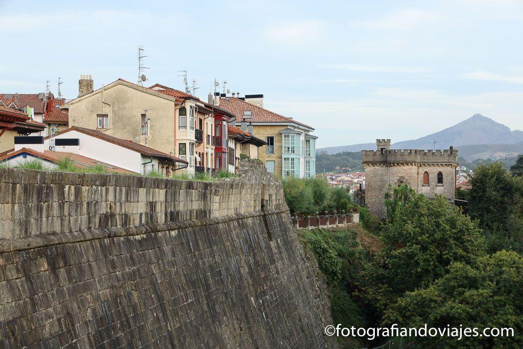Murallas de Hondarribia