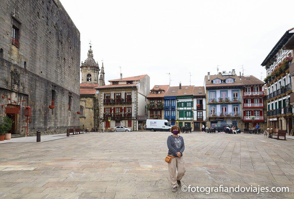 Plaza de Armas Hondarribia