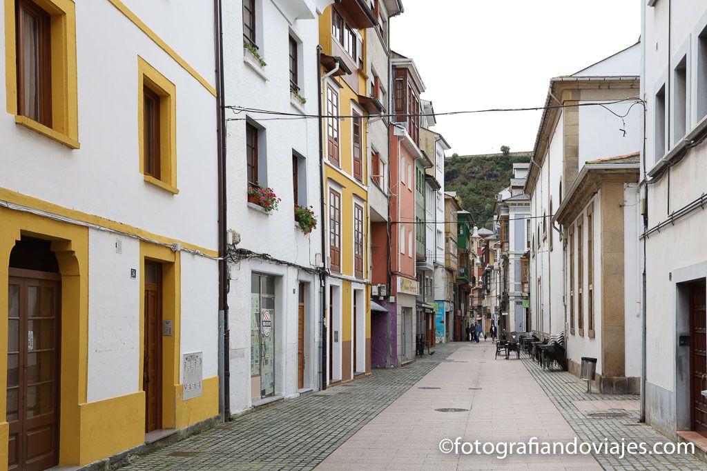 calles de Asturias